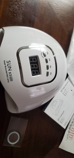LED Lamp For Nails Dryer photo review
