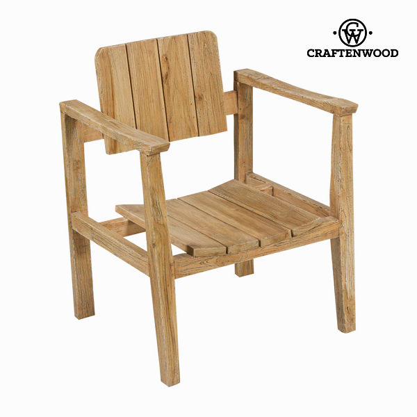 Chair Mindi Wood (80 X 62 X 58 Cm) - Pure Life Collection By Craftenwood