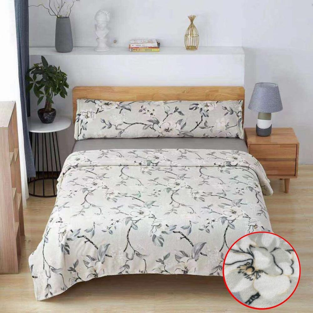 Sedalina game bed sheets 3 PCs vanity top stand case pillow fitted touch soft and warm