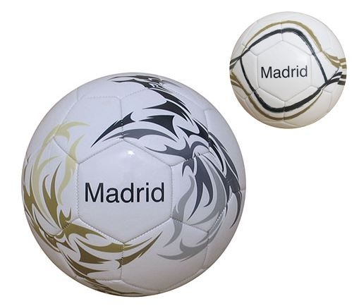 Soccer Ball Leather Madrid