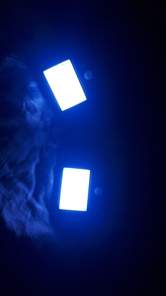 Lâmpadas solares Parede Lâmpada Segurança
