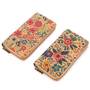 Image 1 - Cork with follower parrten cork zippler card phone womens wallet BAG 324