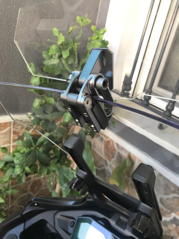 Defletores de vento e parabrisas Motocicleta Kawasaki Universal