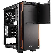 PC- Case BeQuiet Silent Base 600 - orange