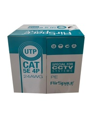 Roll 305mts UTP CAT5e outdoor UTPCAT5E-305-EXT