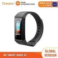 Versione globale Xiaomi Mi Band 4C (nuovo/sigillato)-Smartwatch Health Miband Watch esercizio battito cardiaco