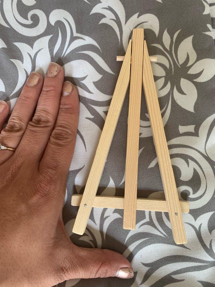 -- cavalete madeira pintura