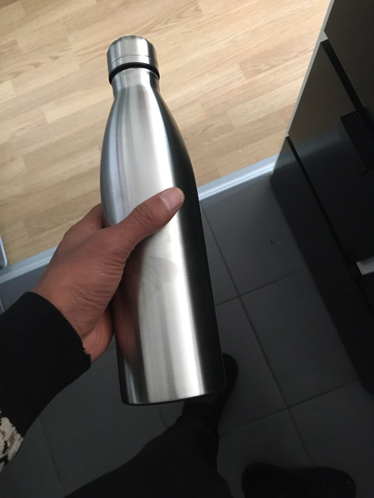 500/1000ml Stainless Steel Water Bottle Portable BPA free Water Drinking Bottle Gym Sports Cycling Drinkware Kids School Gifts|Water Bottles|   - AliExpress