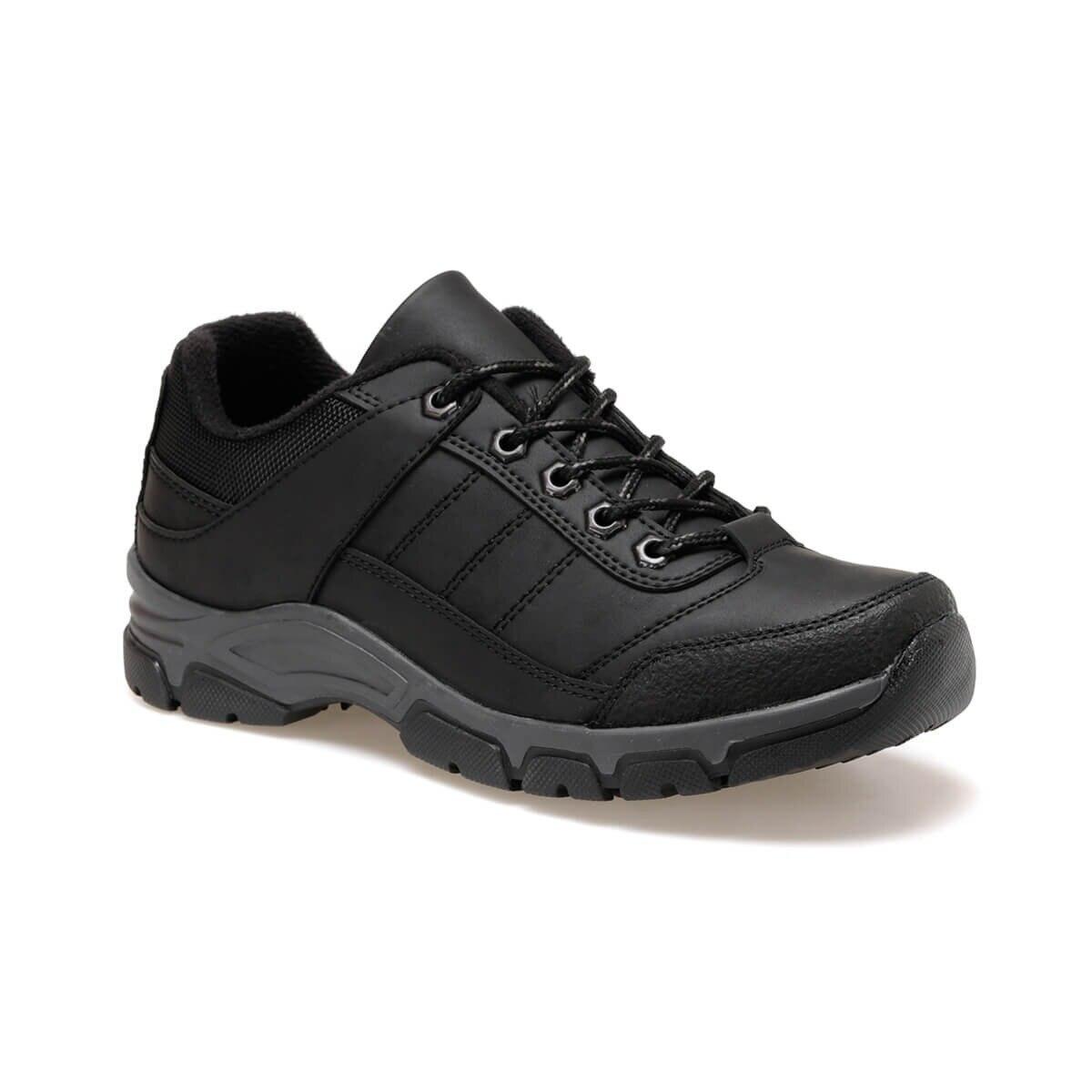 FLO ASDEL Black Male Shoes Torex