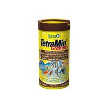 Min Granules для всех видов рыб в гранулах 250мл