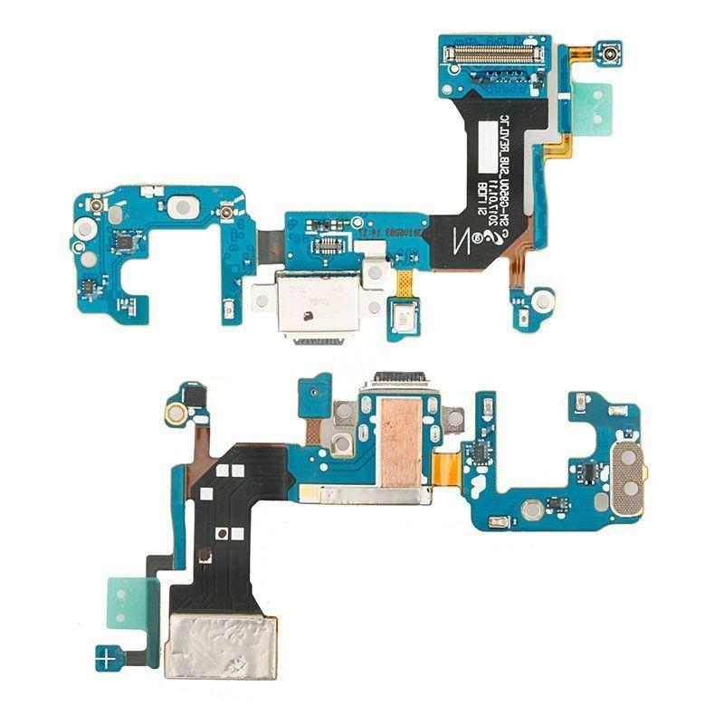Flex Conector De Carga Tipo-C Y Micro Para Samsung Galaxy S8 G950F (swap) Recuperada