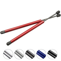 for 2002 2003 2004 2005 2006 2007 Jeep Liberty Rear Window Auto Carbon Fiber Gas Charged Lift Support Gas struts