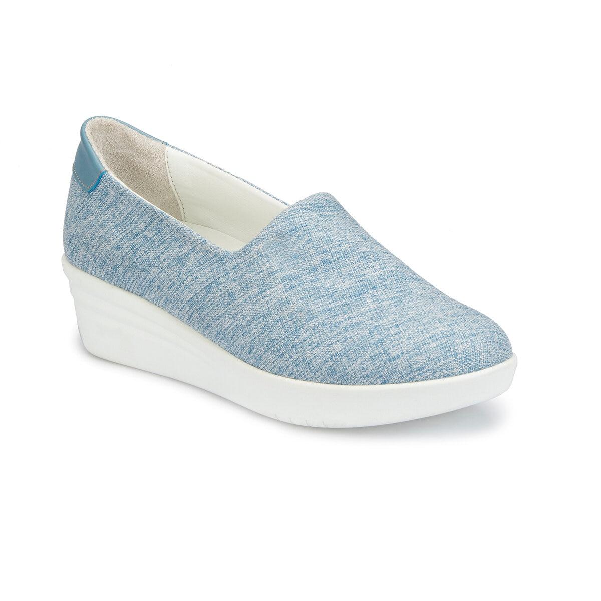 FLO 81. 111305.Z Blue Women Basic Comfort Polaris