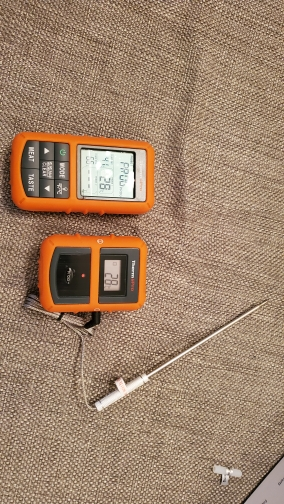 Remote Wireless Digital Meat BBQ, Thermometer