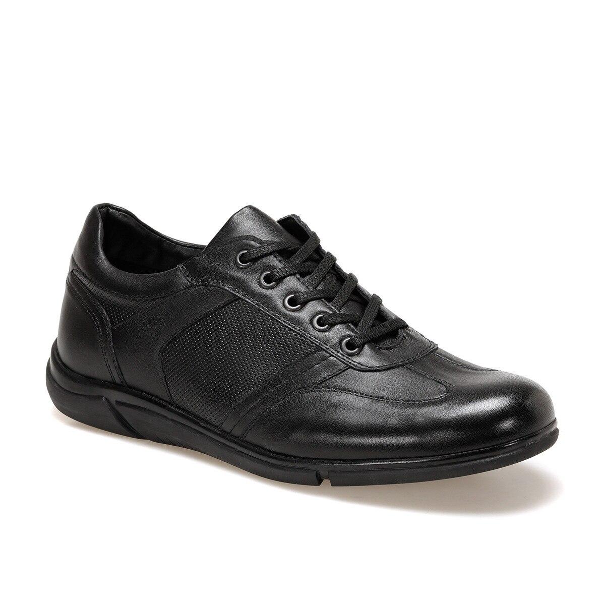 FLO GBS11 Black Men Casual Shoes Oxide