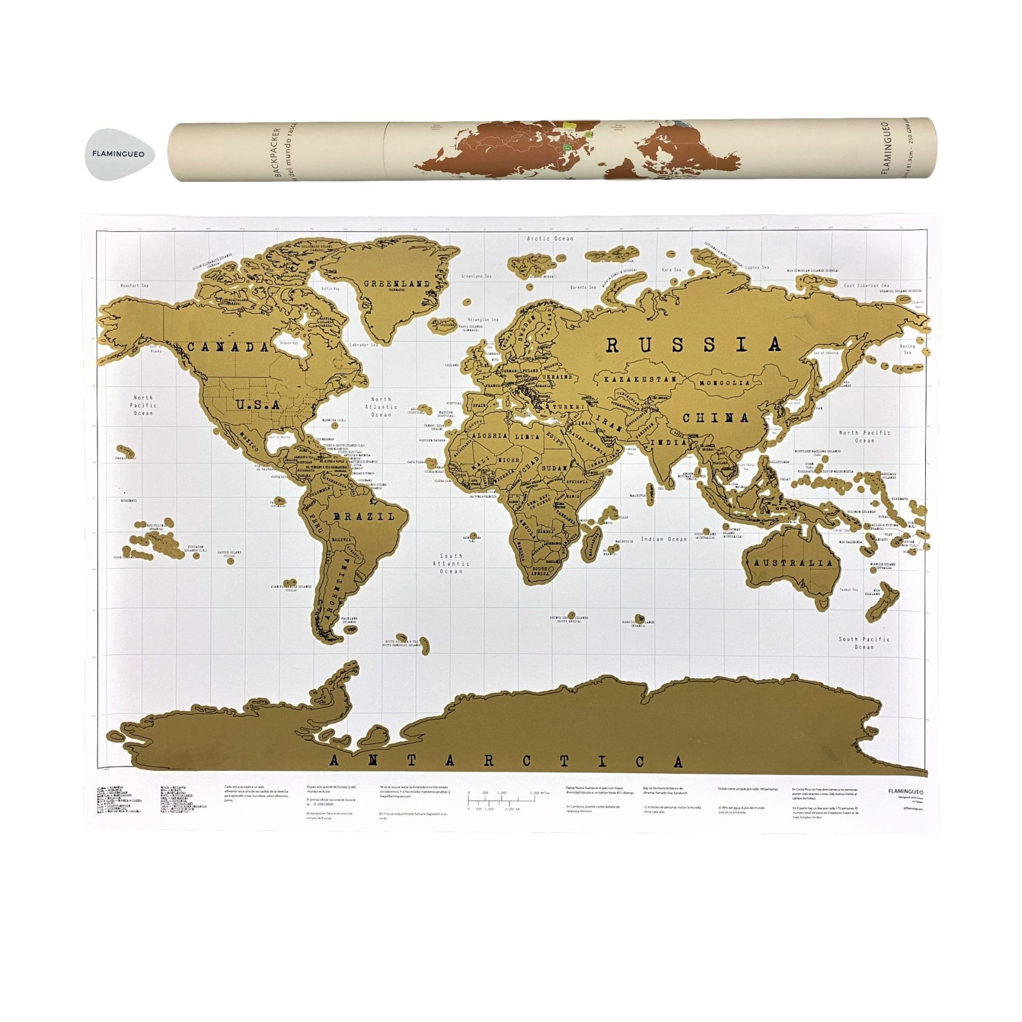 Flamingueo Map Mundi Scratching Map Mundo's Large Scratch World Map With Pica Personalized Scratch Countries