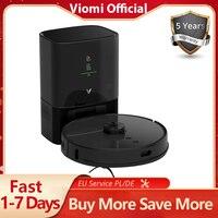 VIOMI-Robot aspirador S9 2021, 2700Pa, 3L, colector de polvo automático, para pelo de mascotas, alfombras y suelo duro, 220 minutos de tiempo de ejecución