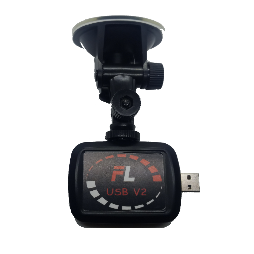 Budget Equivalent Of Racelogic, Dragy - Freelogic USB V2, 10 Hz GPS, USB Connection With Android,  Tablet, PC, Laptop