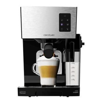 エクスプレスコーヒーマシンcecotec電源インスタント-ccino 20 1450ワット20バー