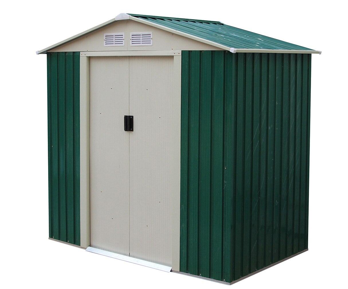 Gardiun Shed Garden Metal Yorkshire 2, 43 M² Ext-Kis12140