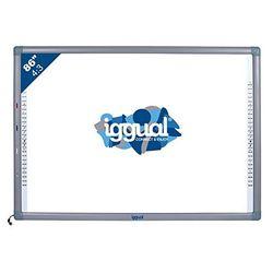 Интерактивная белая доска iggual IGG314371 86 4:3 инфракрасный