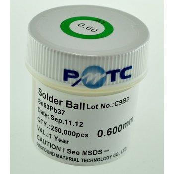 цена на Boat tin balls leaded 0,5mm 250.000 PCs