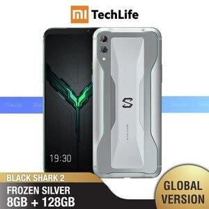Image 3 - Глобальная Версия Xiaomi Black Shark 2 128 Гб rom 8 Гб ram Игровой телефон (абсолютно новая/герметичная) black shark 2, blackshark2, blackshark Мобильный смартфон, телефон, смартфон