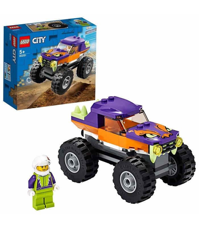 Lego 60251 Monster Truck Toy Store