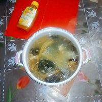#太太乐鲜鸡汁芝麻香油#鲜鱼头汤的做法图解9