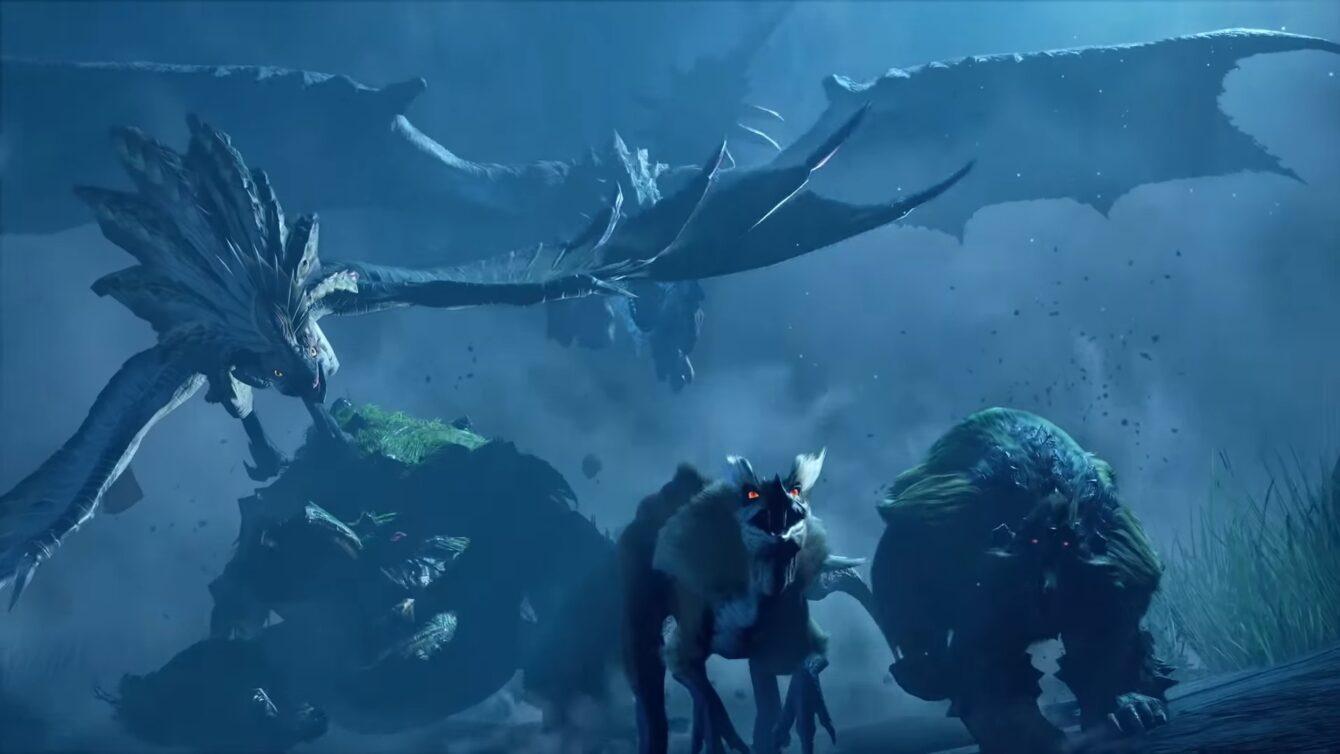 《怪物猎人:崛起》试玩遭遇频繁卡顿 且并非网络问题