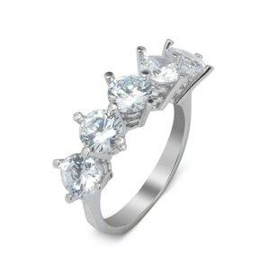 925 пробы Серебряное кольцо-2