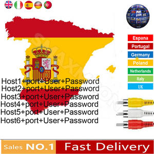 Full HD 1 Year Europe Cccam cline server For Satellite receiver Spain UK Germany Italy ES Spain