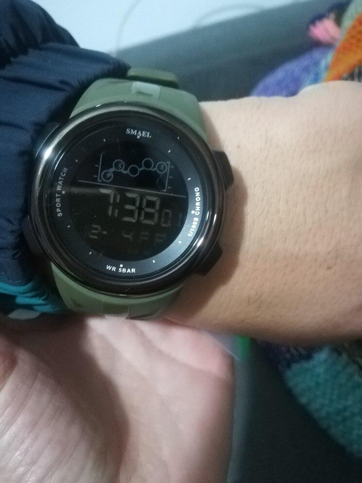 שעון צבאי לחיילים דגם 207 photo review