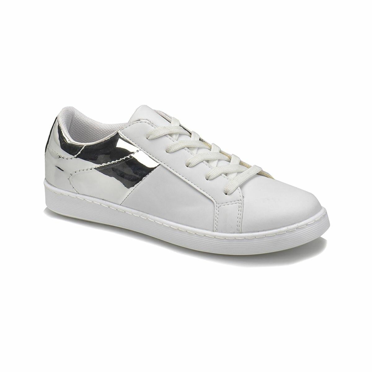FLO U2206-18S White Women 'S Sneaker Shoes Art Bella