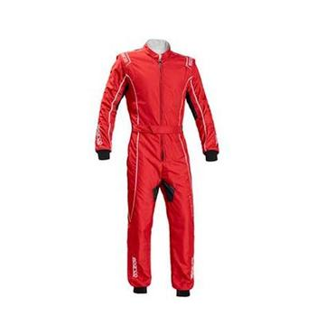 Jumpsuit Sparco K39 Groove Ks-3 Fia Tg. Xs red/white