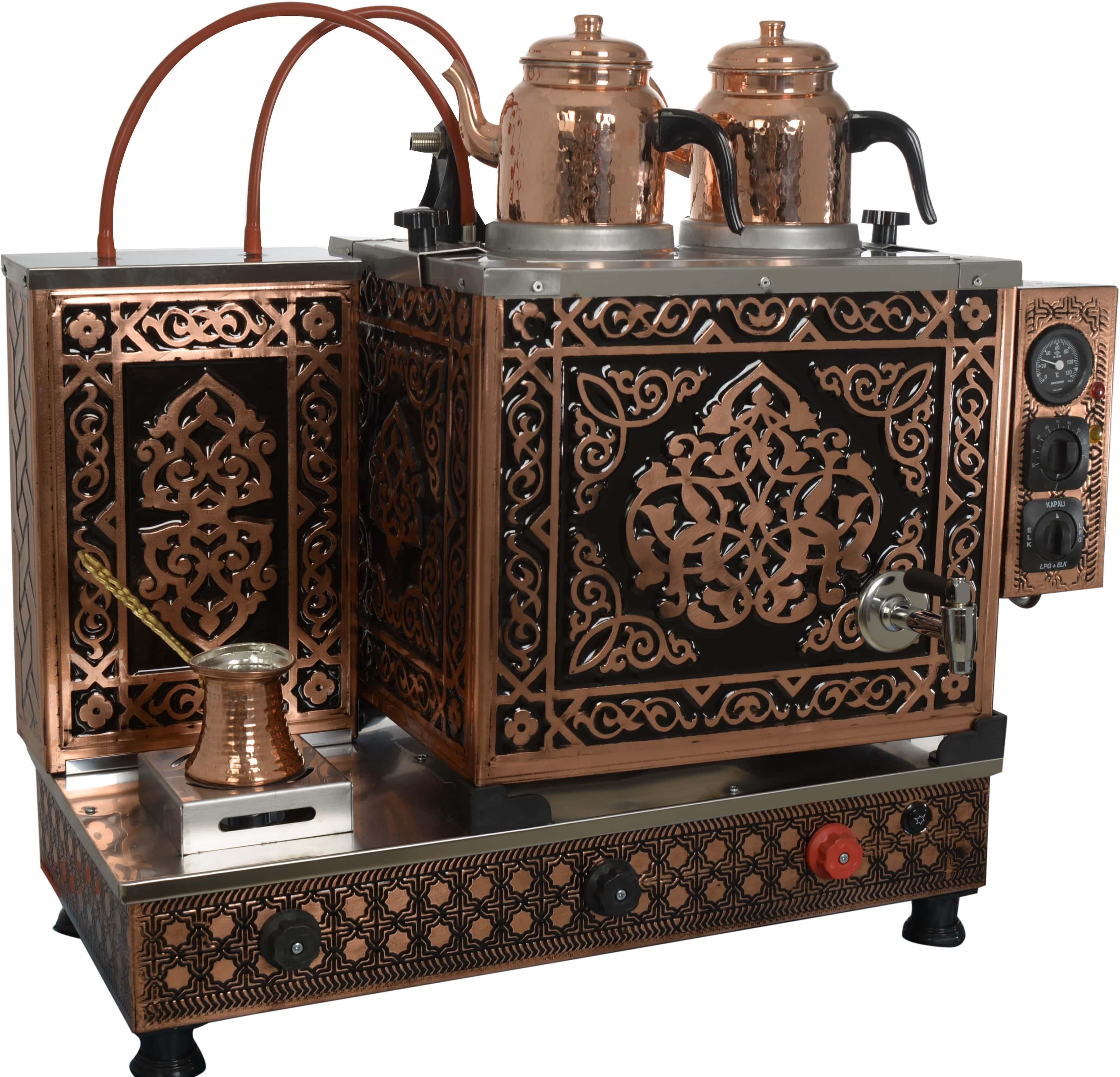 Ev Aletleri'ten Sıcak Çay Makineleri'de Professionel çay makinesi  çay makinesi  türk çay makinesi  türk çay makinesi makinesi title=