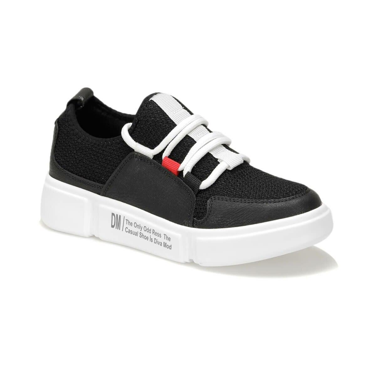 FLO CHEN85Z Black Women 'S Sneaker Shoes BUTIGO