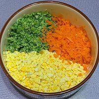 """#美食说出""""新年好""""#鸡蛋沙拉三明治的做法图解3"""