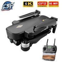 2021 nuovo 8811Pro Drone 6k HD meccanico Gimbal Camera 5G Wifi sistema Gps supporta 32G TF Card droni distanza RC 2km VS 906Max