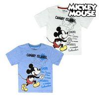 ילד של קצר שרוול חולצה הקנריים איי מיקי עכבר 73489 באתר