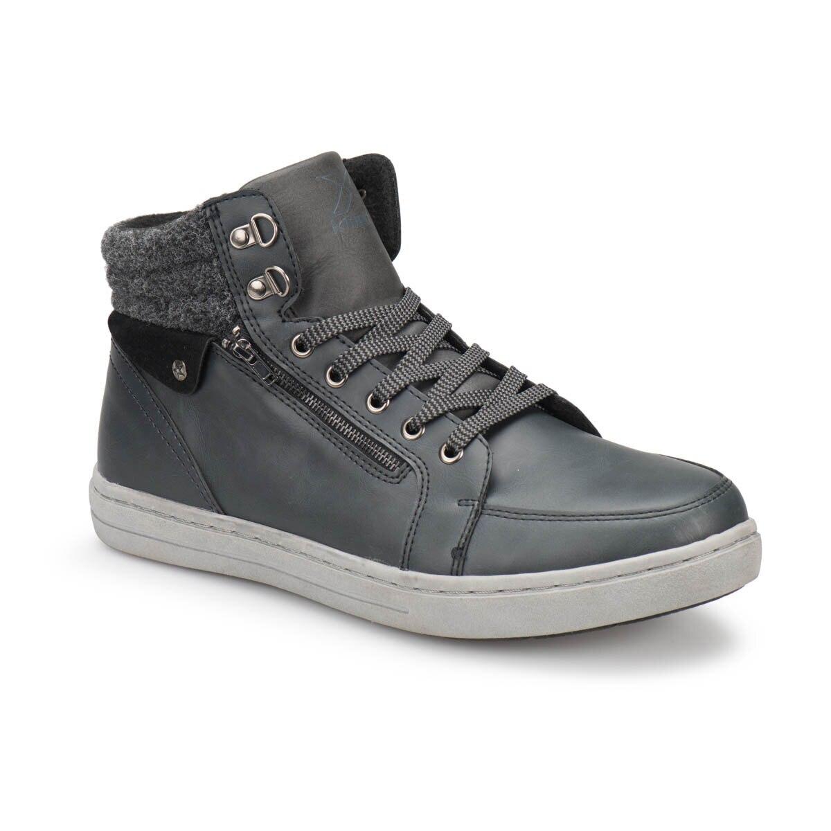 FLO KEPİRA Anthracite Men Boots KINETIX