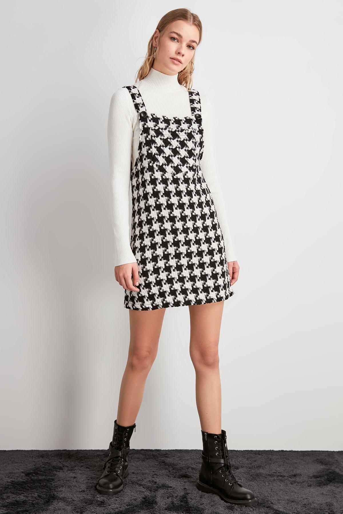 Trendyol Patterned Dress TWOAW20EL0208