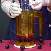 多肉葡萄酸奶的做法的做法图解3