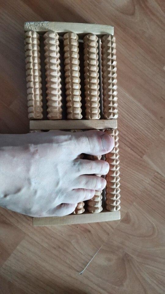 Foot Roller Massager   CareWell™ photo review