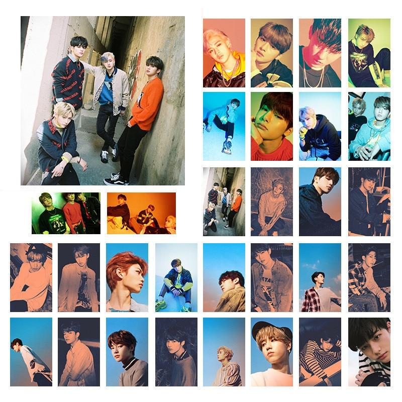 Kpop Stray Kids Photocard Album Photo Card Mini LOMO Card Acquaintance Mixtape Straykids Hellevator YANG