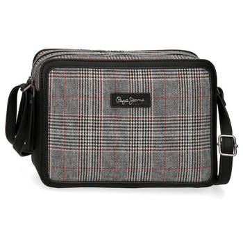 Pepe Jeans bag rect Grace checked