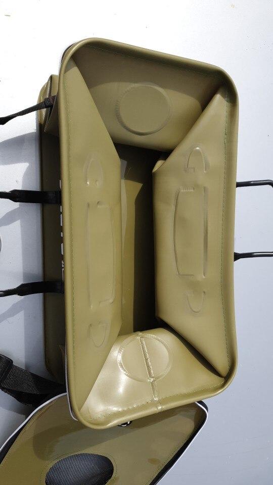 Bolsas de pesca Bolsas portátil acampamento