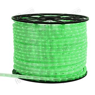 025267 Rope ARD-REG-LIVE Green (220 V, 24 LED/M 100 M) ARLIGHT 100th