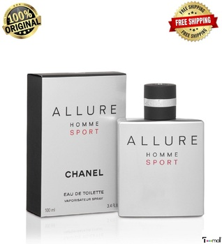 Chanel Allure Homme Sport Eau de Toilette Spray