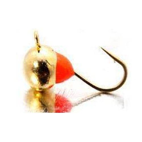 Мормышка вольфрамовая Lucky John ШАР с петелькой и эпоксидной каплей 030/RG|Рыболовные снасти|   | АлиЭкспресс